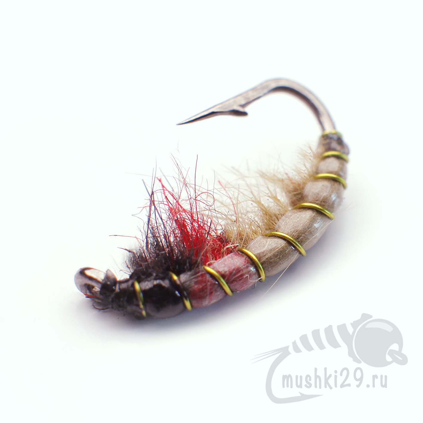 NATURAL OLIVE CZECH NYMPH