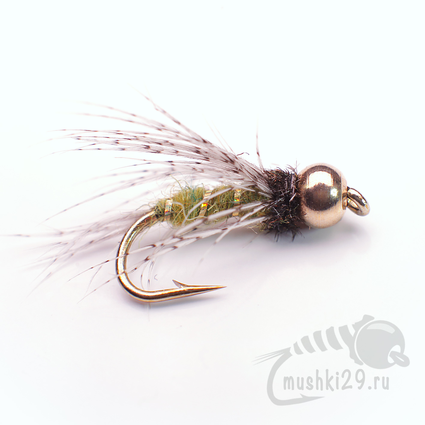 Simple spikey squirrel nymphs