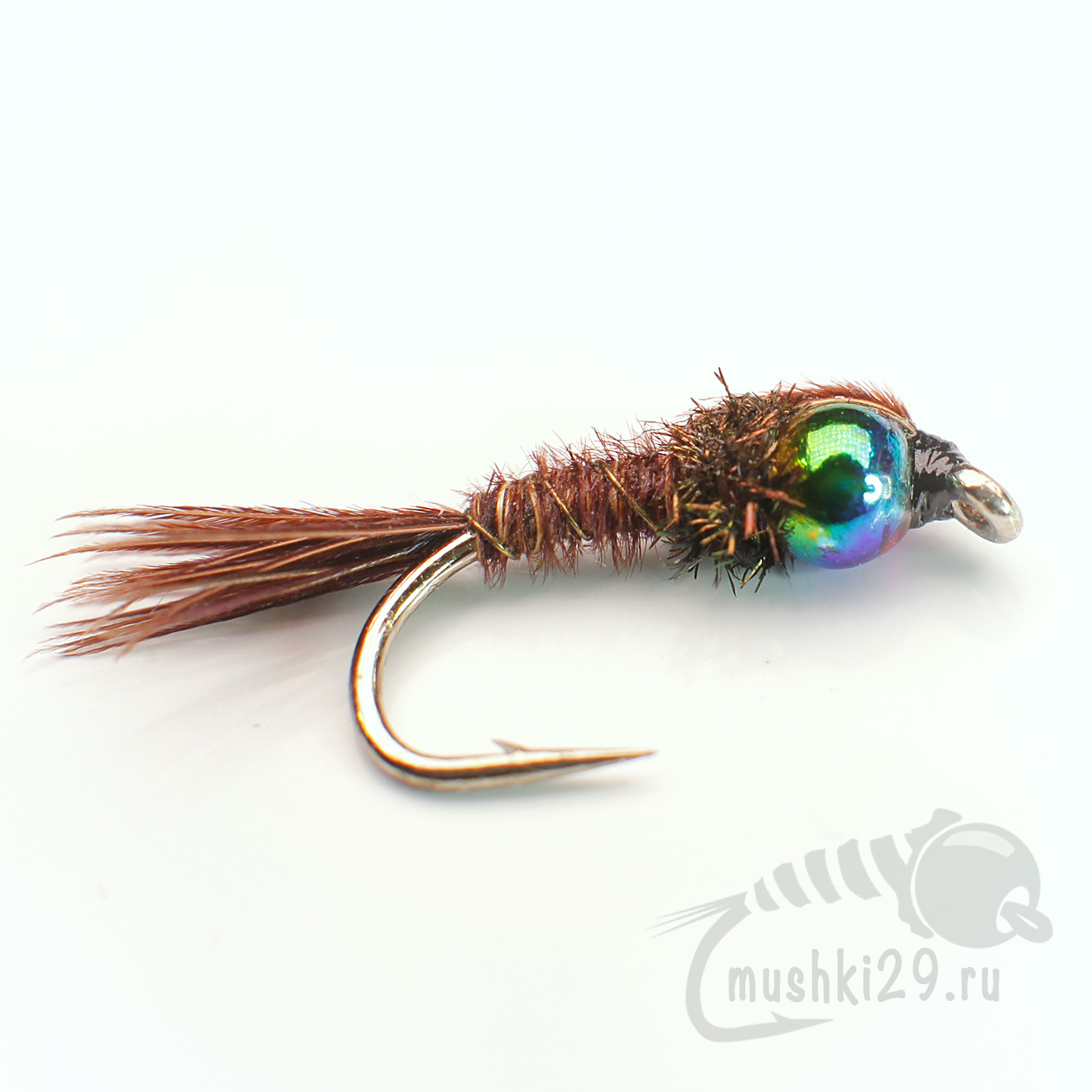 Pheasant Tail Rainbow Hot Head
