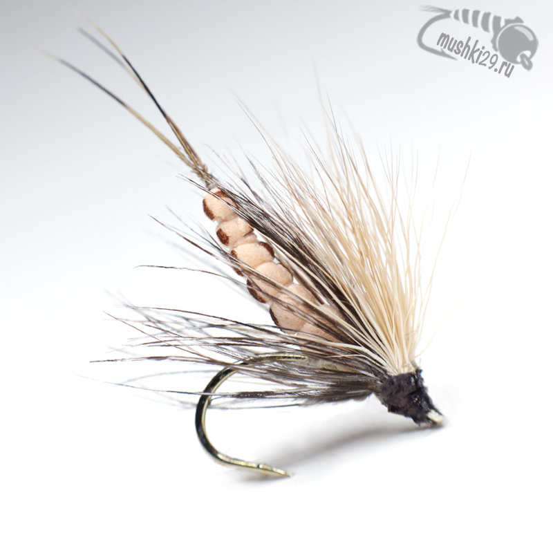 Elk Caddis Fly Tying
