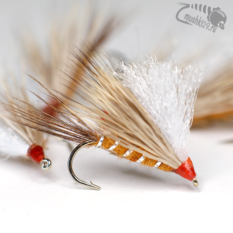 Elk Caddis Red
